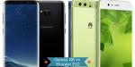 Her er forskellene på Samsung Galaxy S8 og Huawei P10
