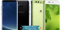 Galaxy S8 vs Huawei P10