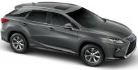 Lexus RX540h SUV apple selvkørende bil