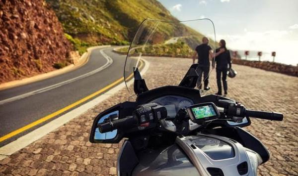 TomTom RIDER - opdateret GPS til motorcykler