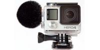 mikrofon til gopro hero 4