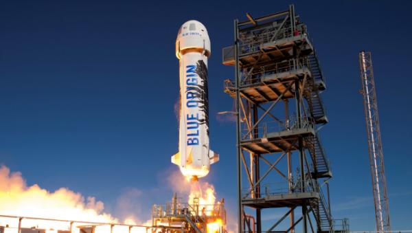 Amazon vil levere pakker til månen