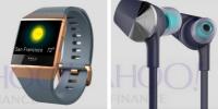 fitbit smartwatch headset