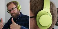 sony trådløst headset konkurrence