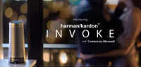 harman invoke cortana speaker