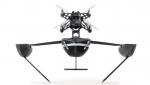 Drone du kan styre med iPhone og Android: Parrot Mini Drone Hydrofoil