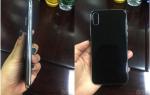 Stort website påstår disse billeder viser iPhone 8