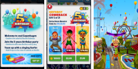 subway surfer copenhagen