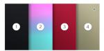 Disse farver kan OnePlus 5 få