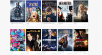populære film blockbuster