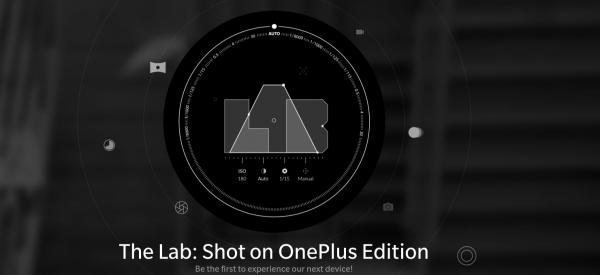 Bliv den første til at teste OnePlus 5