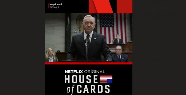house of cards sæson 5 netflix