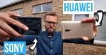 Low light fight: Sony XZ Premium vs Huawei Mate 9 Pro