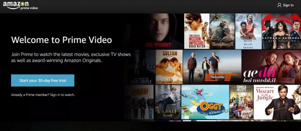 Apple TV – Amazon er nu klar til Apple tvOS