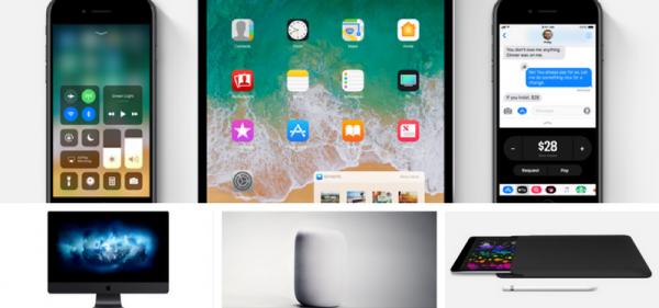 wwdc 2017 ios 11 apple homepod