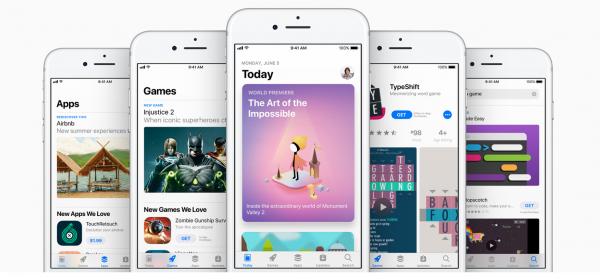Apple klar med stort redesign af App Store