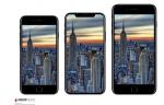 iPhone 8 menes at blive større rent fysisk end iPhone 7