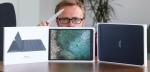 Unboxing iPad Pro 10,5″ – se med når vi pakker den ud