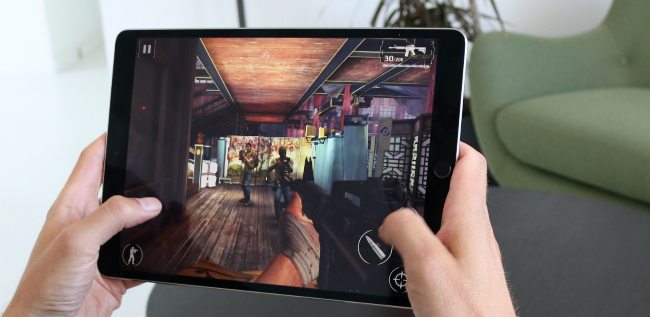 Test og anmeldelse af iPad Pro 10,5