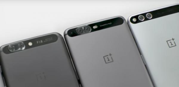 Øv – OnePlus 5 kommer ikke i forskellige sprælske farver