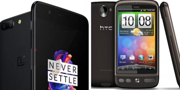 3 sammenligner OnePlus 5 med en af de helt store gamle mobilfavoritter