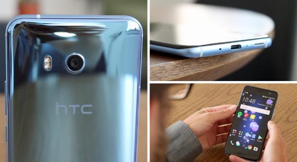 Regnskab: Den roste HTC U11 vender ikke skuden for mobilproducenten