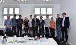 10 danske ingeniørtalenter på inspirationstur i Kina med Huawei