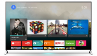 sony 4k android tv amazon echo