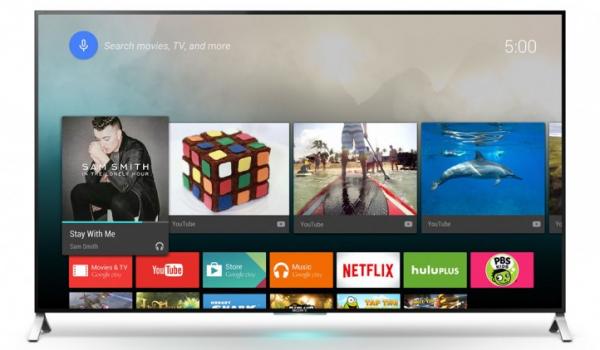 sony 4k android tv amazon echo