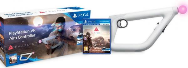 Test: Så god er PlayStation VR Aim Controller