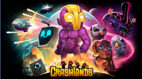crashlands bedste spil ios android