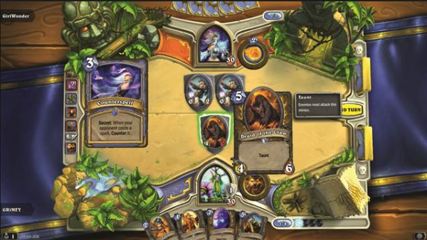 Hearthstone Heroes of Warcraft ios android bedste spil