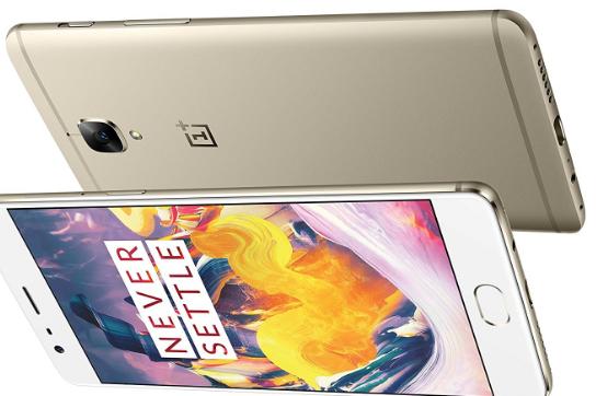 OnePlus 5 klar i soft gold edition – se pris