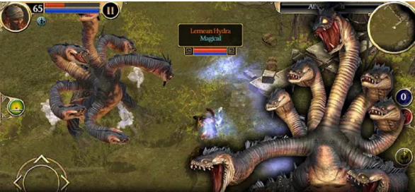 titan quest bedste spil android iphone
