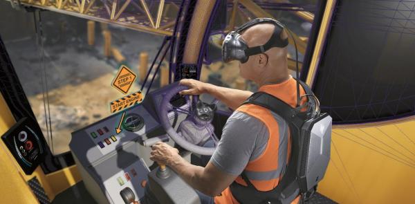 hp virtual reality