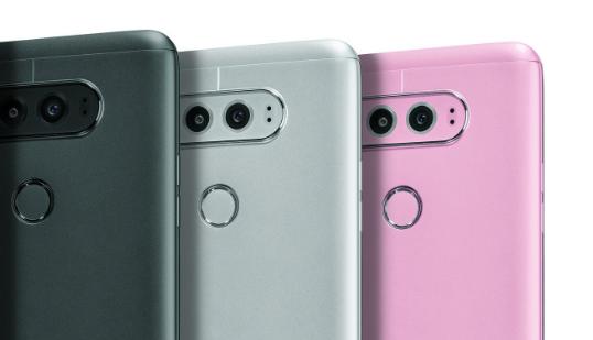 LG V30 bliver først ude med F/1.6 optik