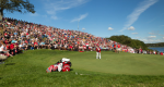3 opsætter mobilmast ved golfturneringen Made in Denmark i Himmerland