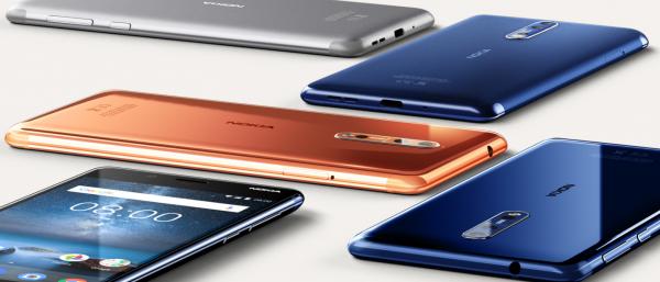 Over 16 millioner Nokia-telefoner solgt i 3. kvartal 2017