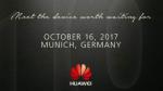 Huawei lancerer Mate 10 den 16. oktober