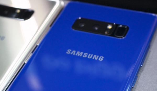 Ingen Samsung Galaxy S10, men derimod en Galaxy X