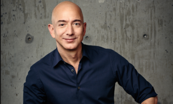 jeff bezos amazon ceo
