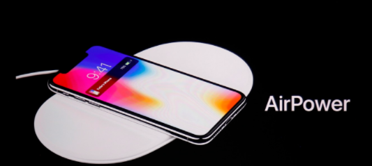airpower trådløs opladning iphone x
