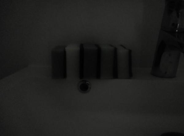 test af kamera nokia 8 mørke uden brug af fotolys