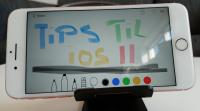 tips til ios 11