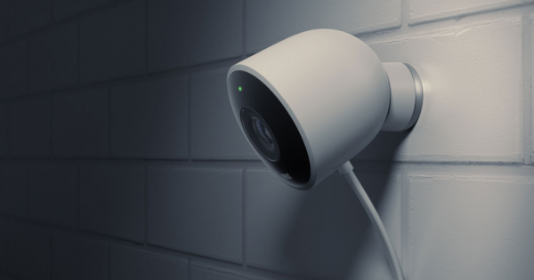 Nest Cam IQ udendør alarmsystem
