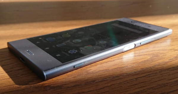 sony xperia xz 1 compact test og pris 3
