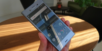 sony xperia xz 1 compact test og pris 6