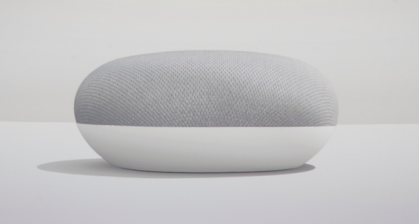 google home mini pris