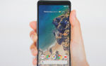Intet dual kamera til Google Pixel 3