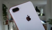 anmeldelse og test af iphone 8 plus  kamera